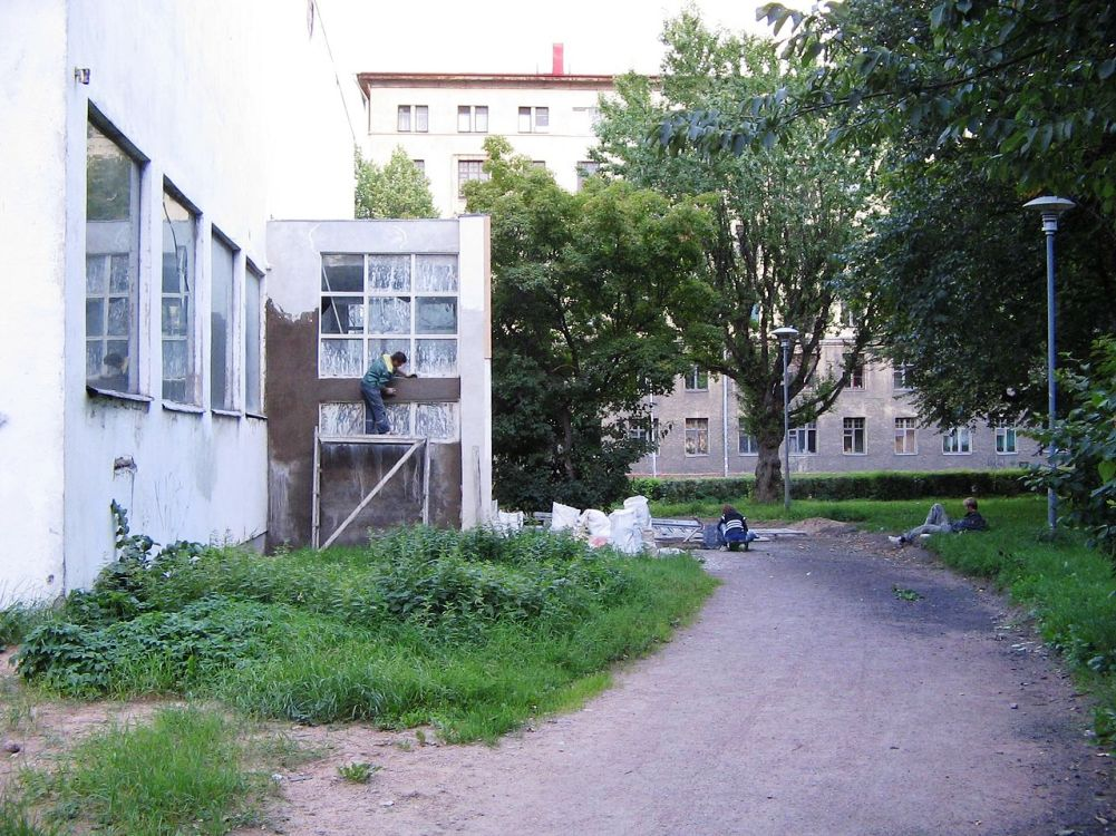 Vyborg_Liberary_Interior restoring