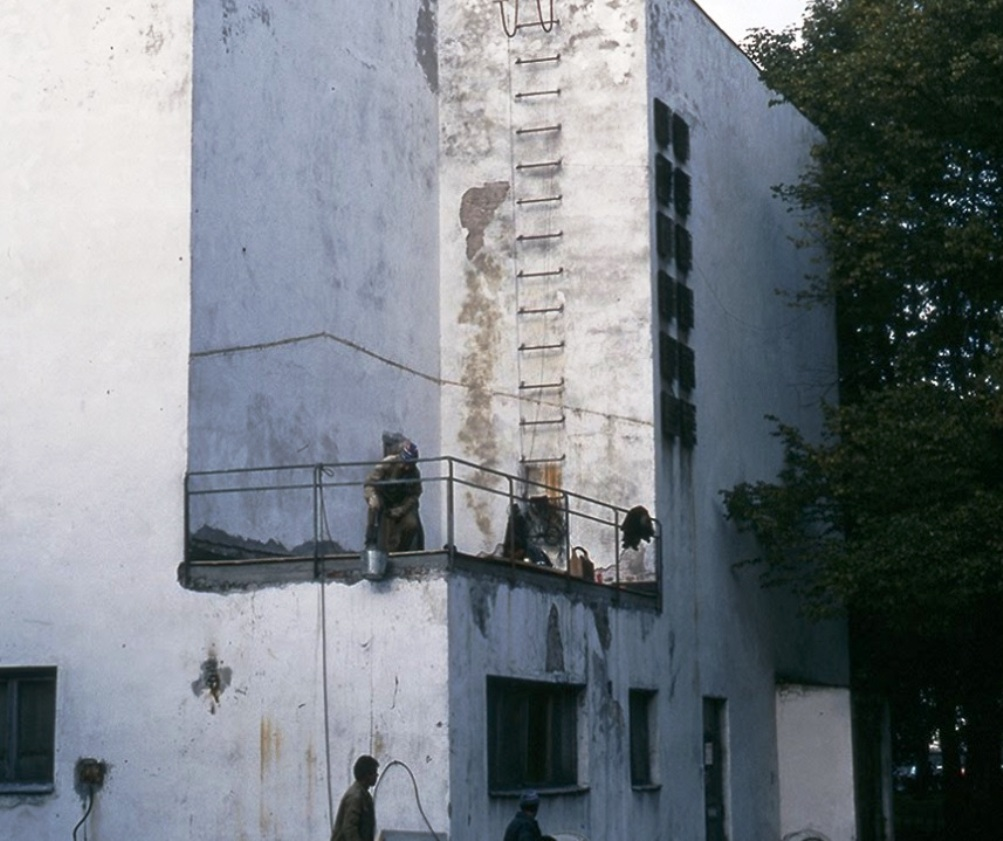 terrace restoration