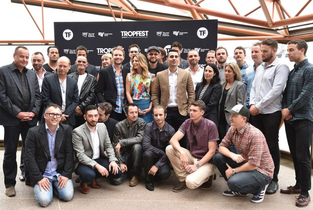 Tropfest Australia 2014 – Winner and Finalists' Short Films