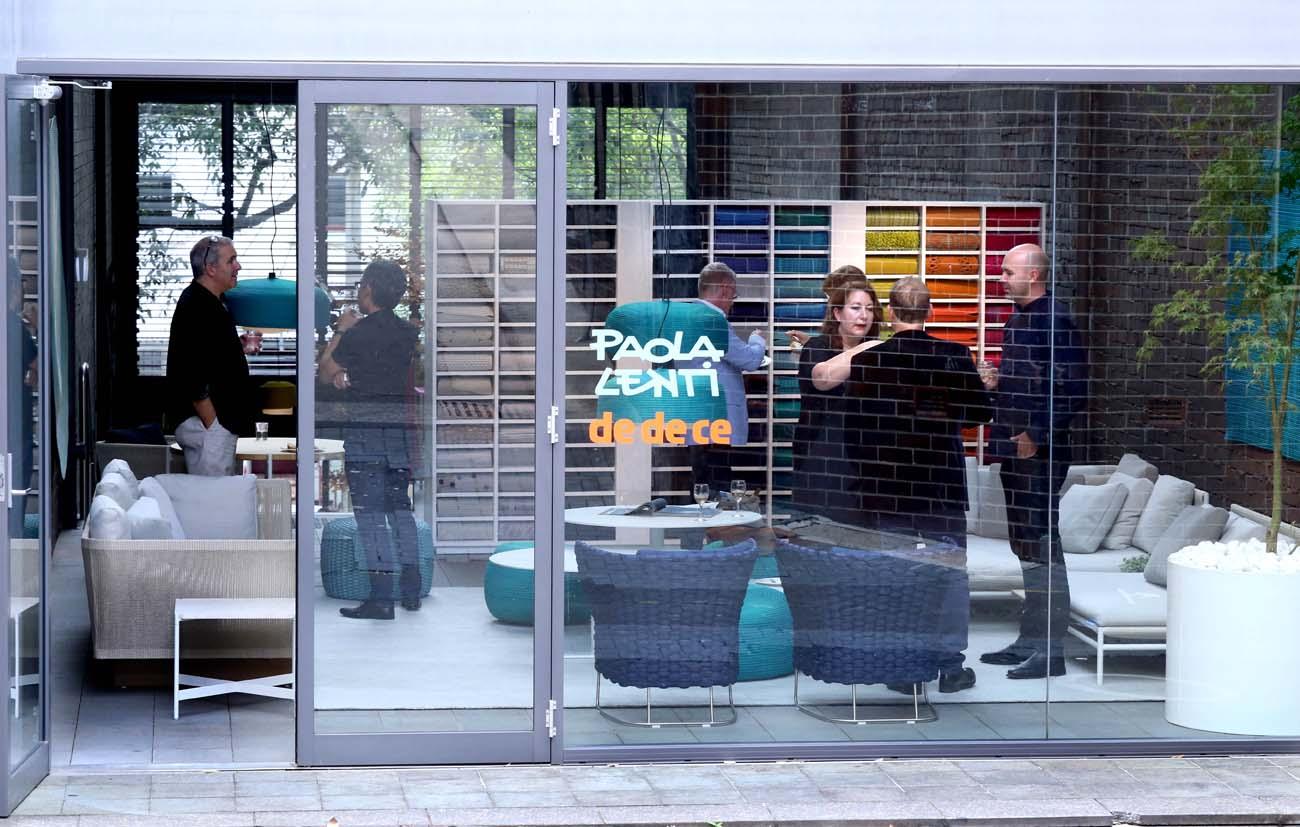 paola lenti @ dedece atrium sydney
