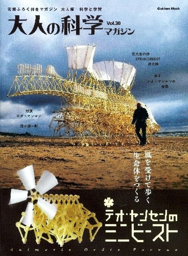 japan strandbeest