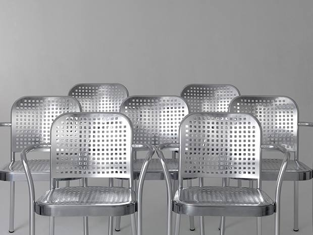 Silver, Silver by Magistretti @ Salone Milan 2015
