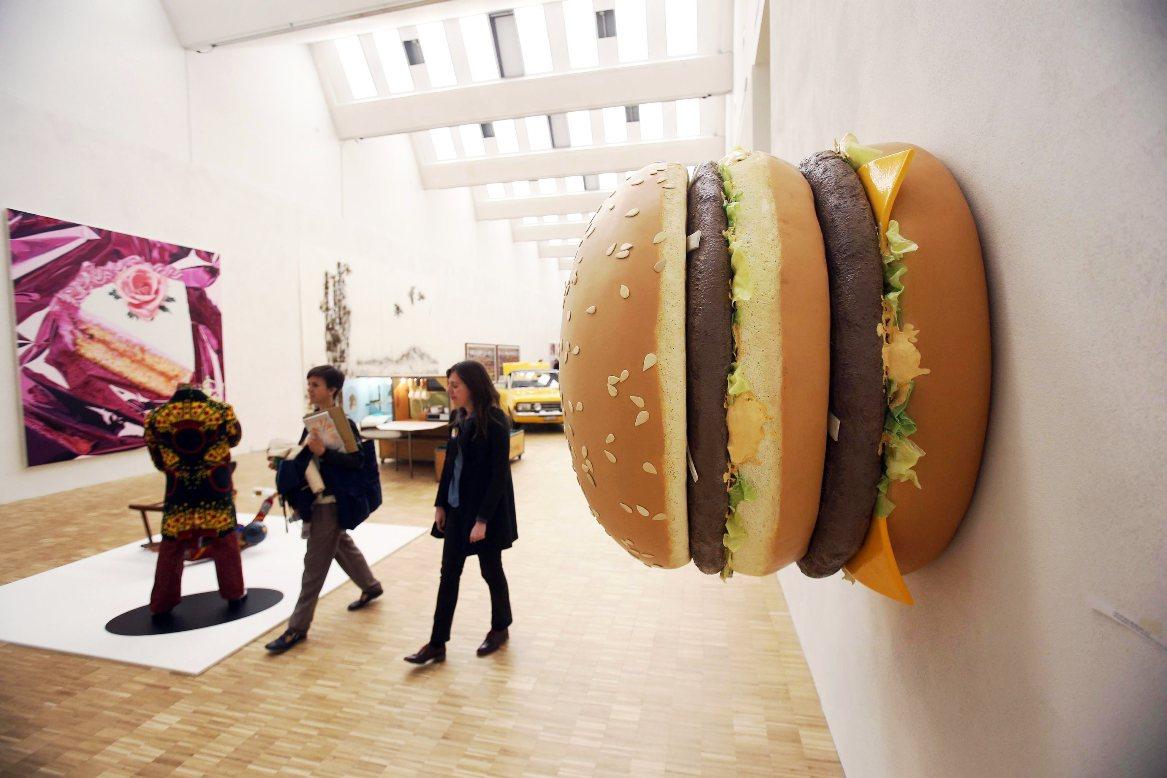 Big Big Mac by Tom Friedmann