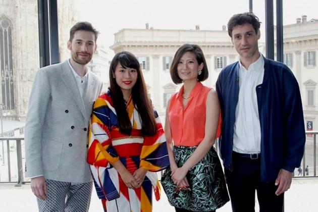 Swarovski Designers of the Future @ Salone Milan 2015