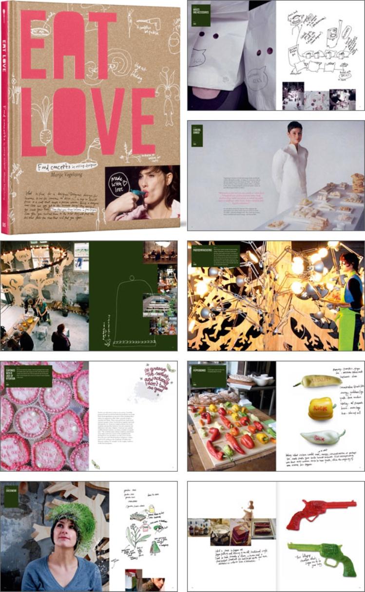 EAT-LOVE book