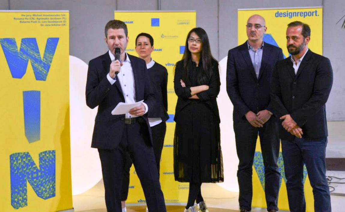 Lars Quadejacob, Dr. Jana Scholze, Rossana Hu, Roberto Paoli, Michael Anastassiades