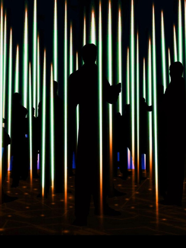 """""""Favilla – To Every Light a Voice"""" @ Salone Milan 2015"""