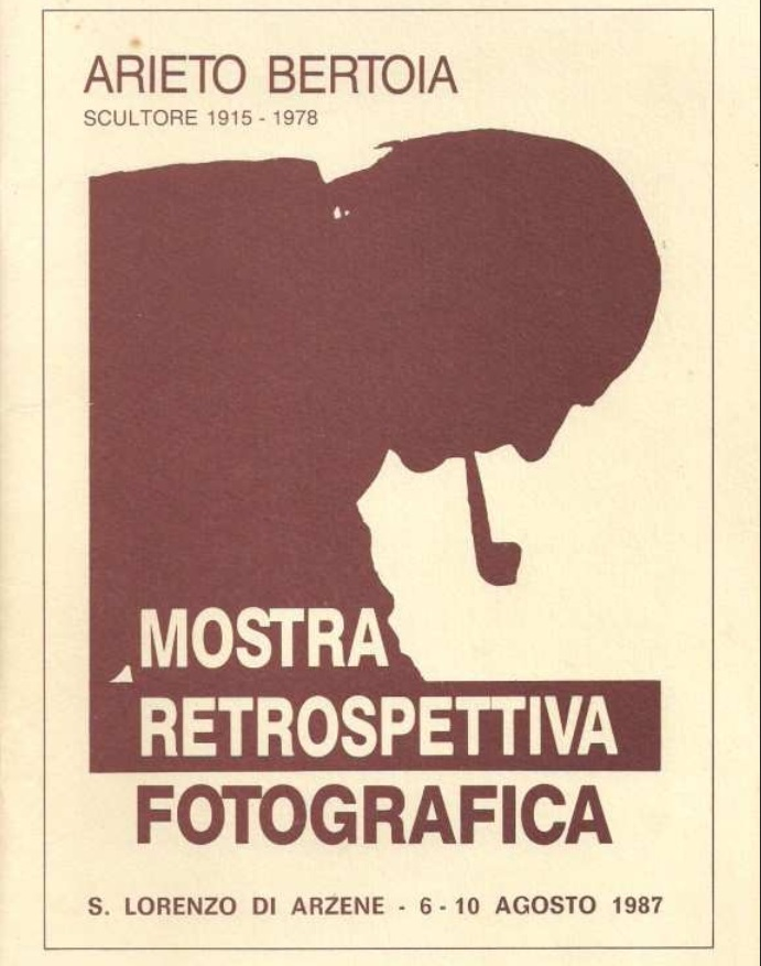 arieto bertoia cover 1987
