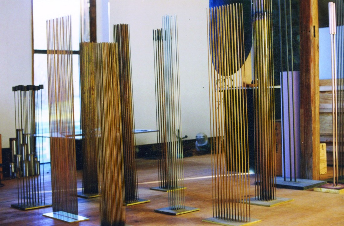 bertoia massive scultptures 2