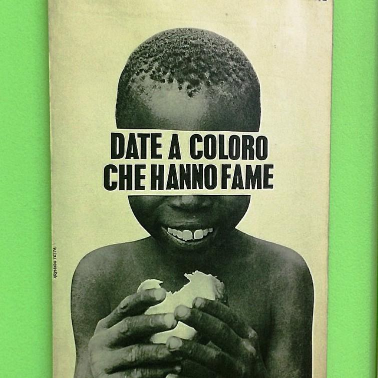 biafra famine poster triemnnale 2015