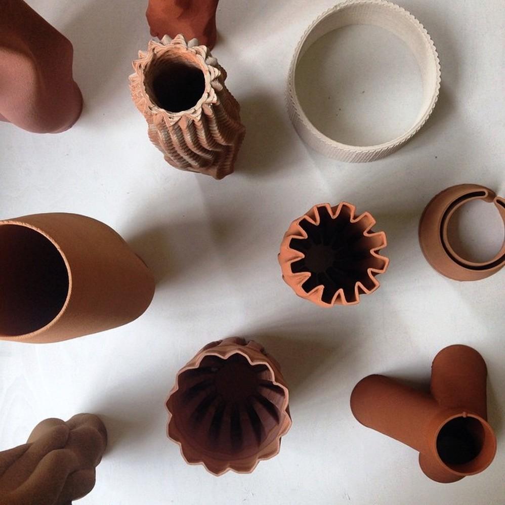 cd printing clay