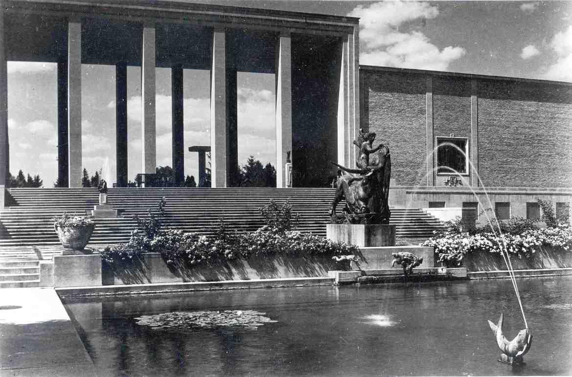 cranbrook academy 1940