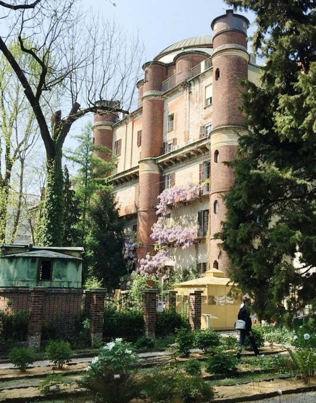 The Garden of Wonders @ Salone Milan 2015