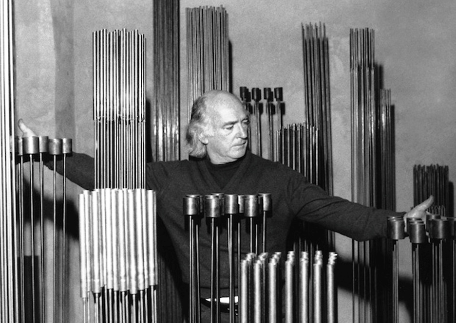 harry bertoia in concert