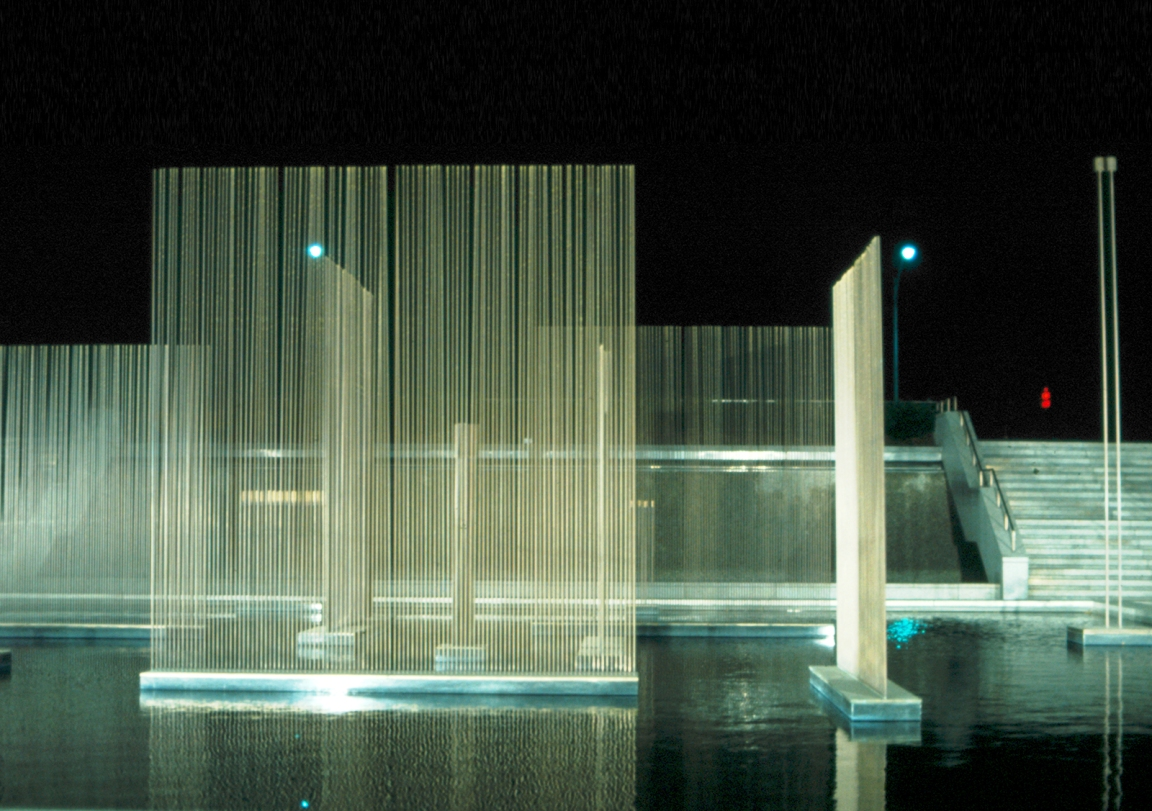 harry-bertoia-sonambient-standard-oil-chicago-night-shot