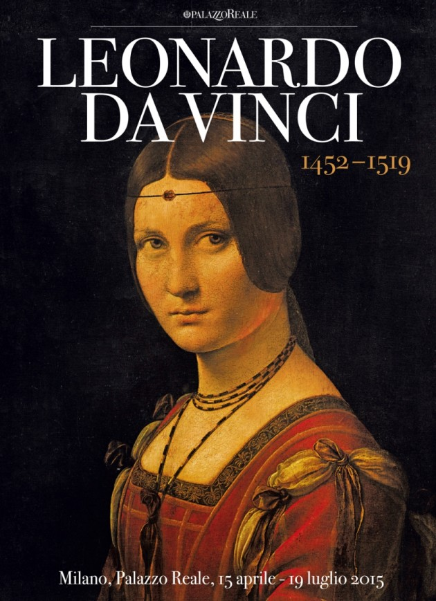 """""""Leonardo 1452-1519"""" @ Salone Milan 2015"""