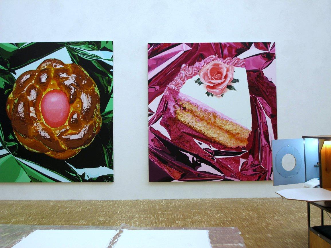Jeff Koons - Cake