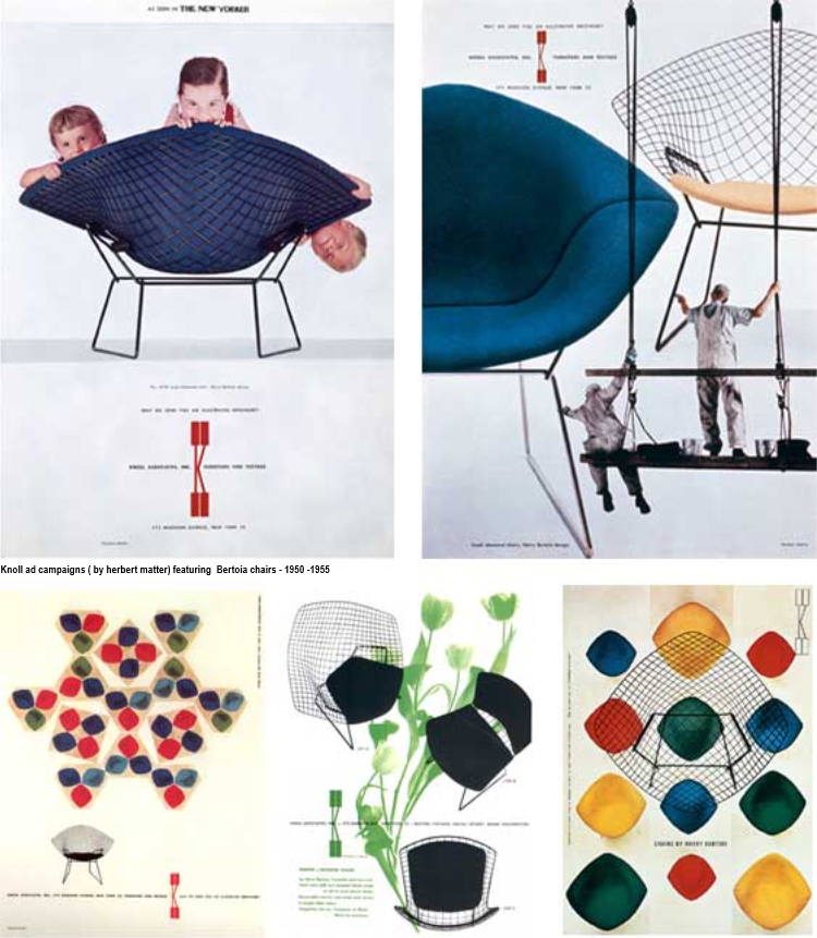 knoll adverts