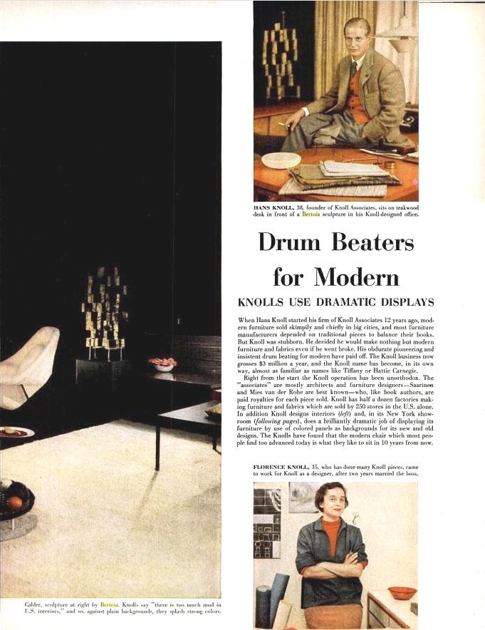 knoll life magazine 1