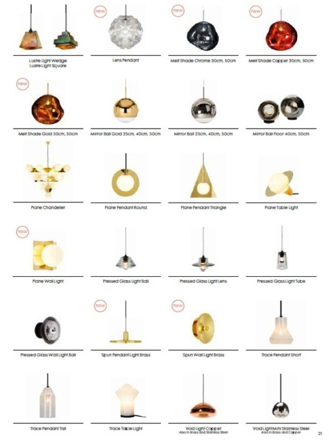 lighting collection 1b