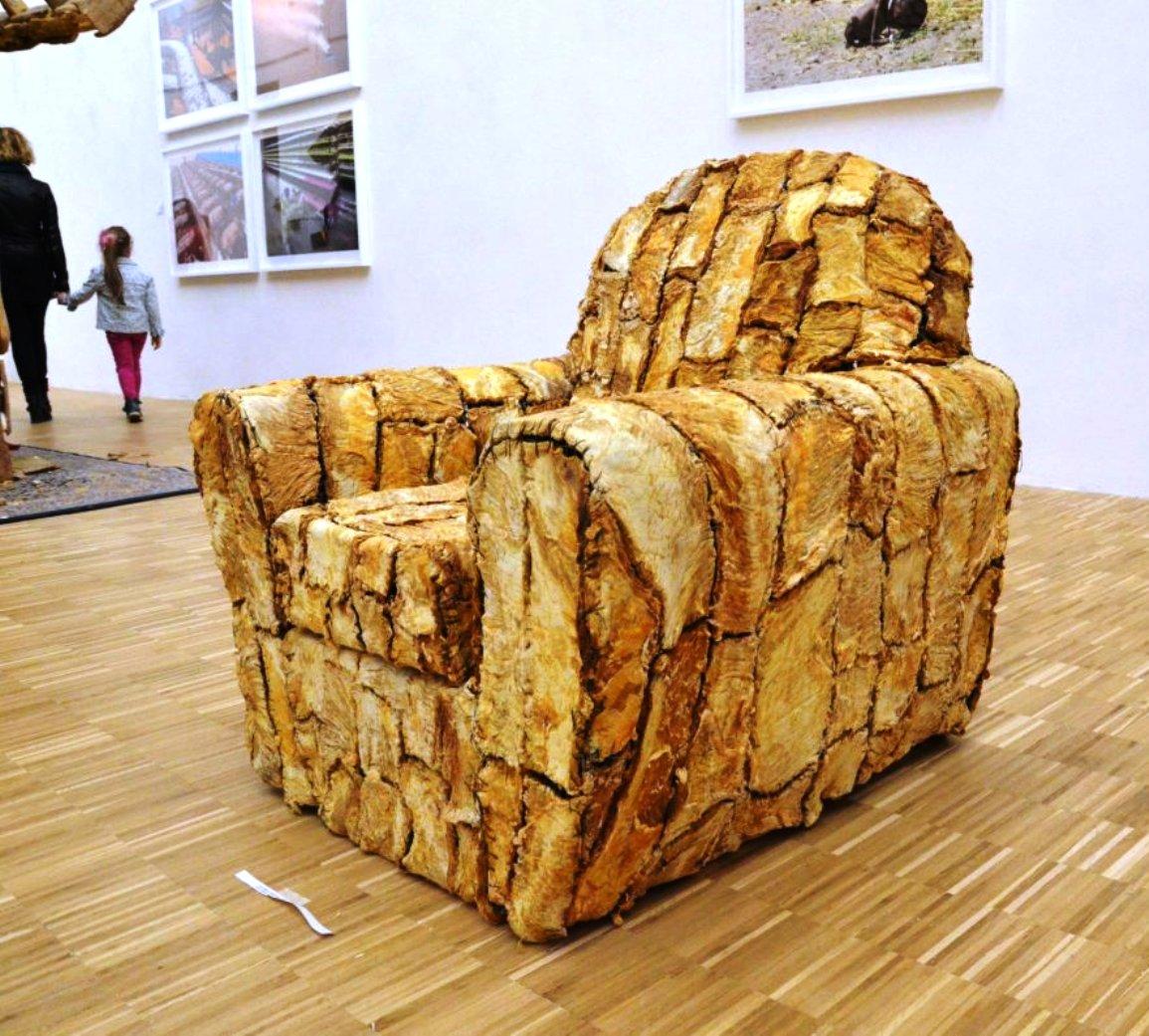 meat chair triennale
