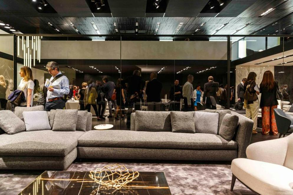 minotti salone 2015 showroom (1)