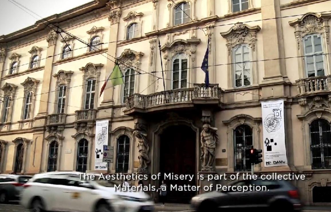 palazzo litta damn exhibition