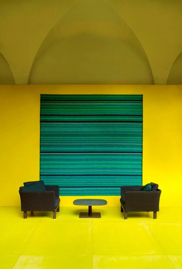 Paola Lenti goes Beyond Colour @ Salone Milan 2015