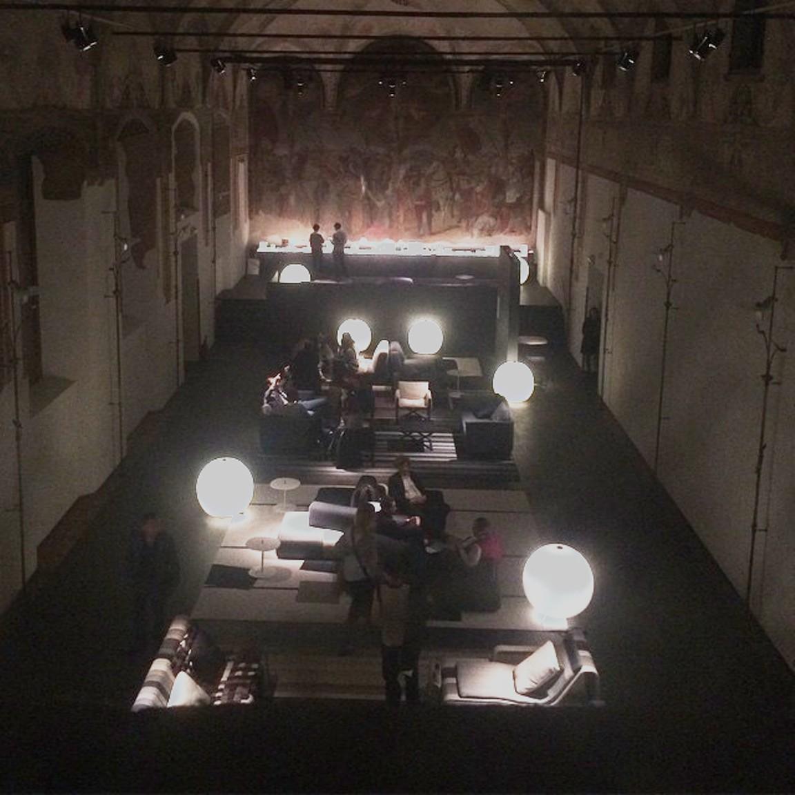 paola lenti beyond colour salone 2015