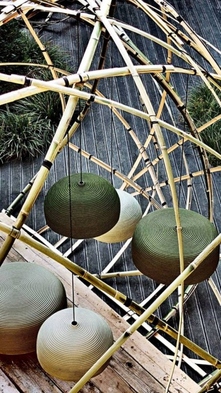 NatureLeap At Paola Lenti @ Salone Milan 2015