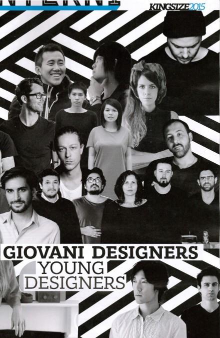 Rising Young Designers  @ Salone Milan 2015