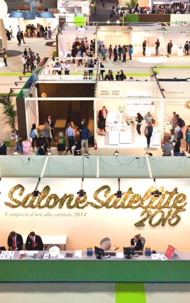 Salone Satellite Awards @ Salone Milan 2015