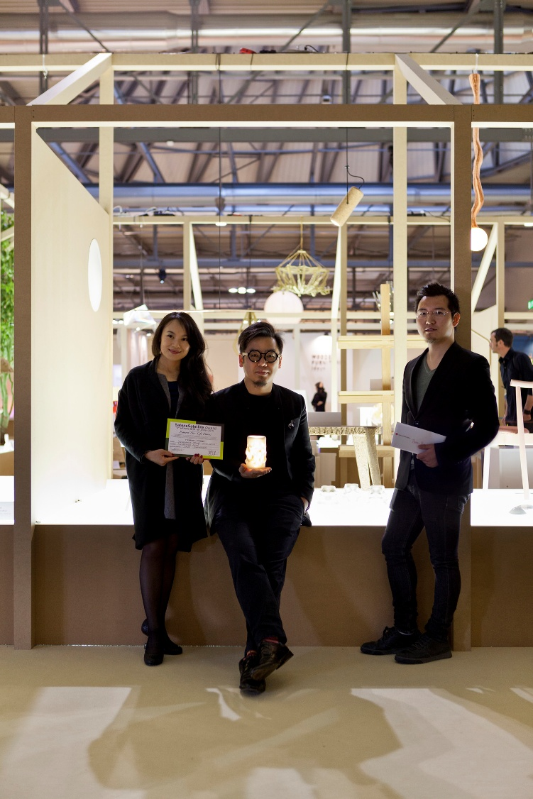 salone satellite 1st prize winner