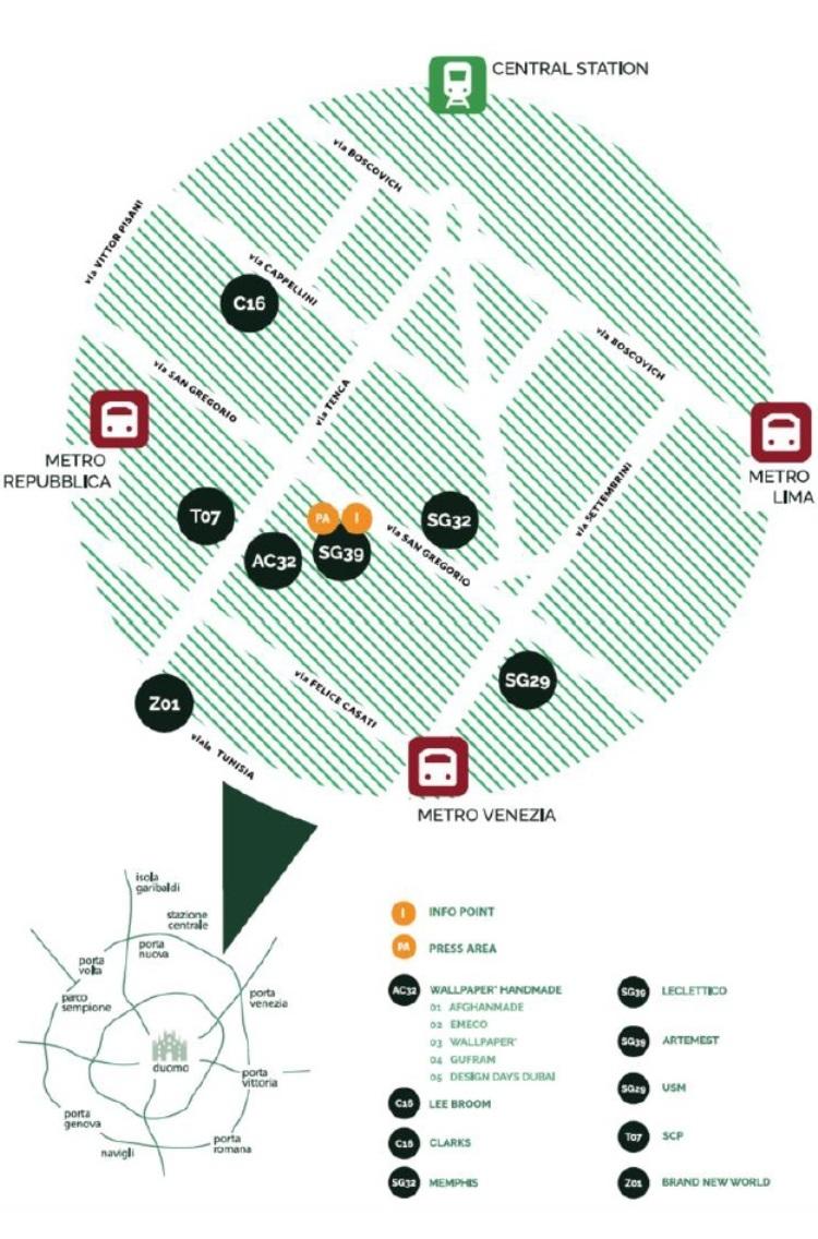 san gregorio docet map