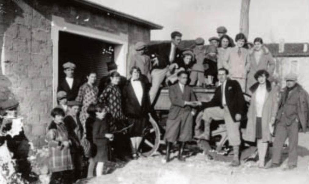 san lorenzo 1927