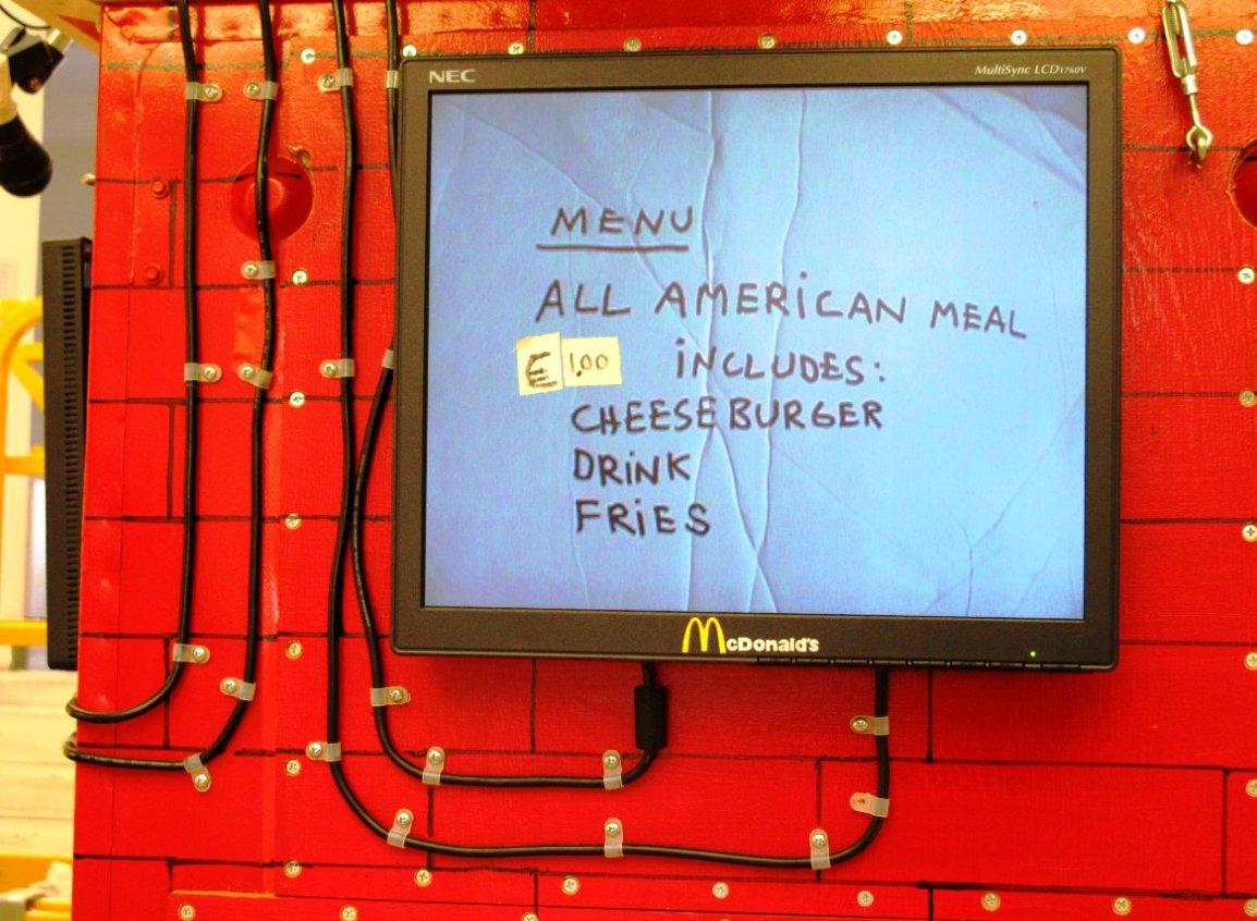 tom sachs mcdonalds burger triennale (3)