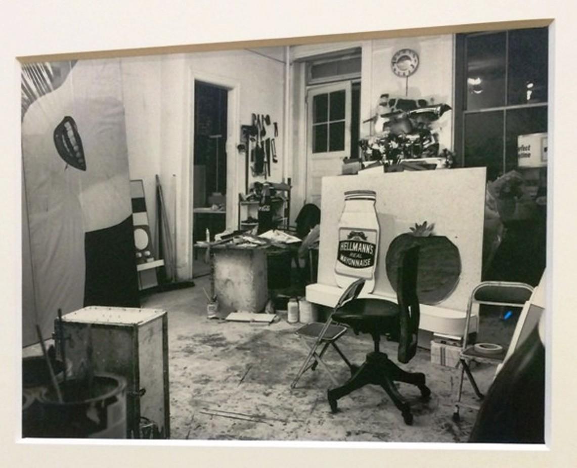 ugo mulas tom weisselmann studio