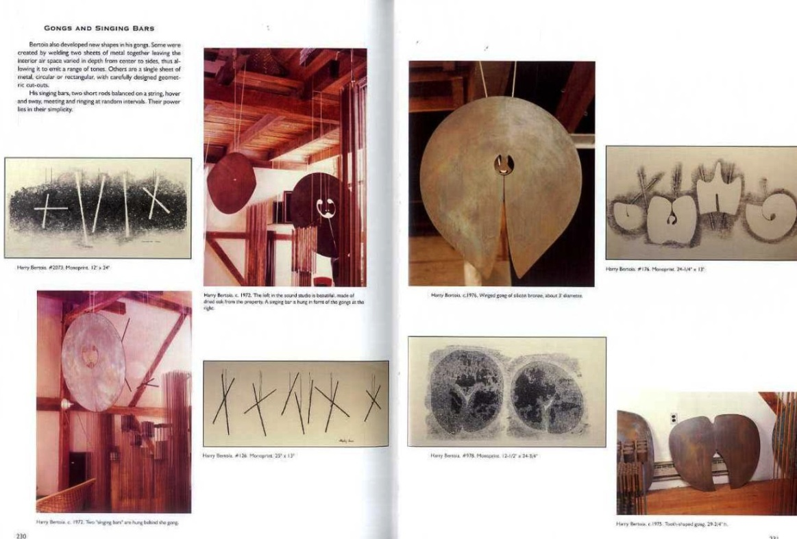 world of bertoia book schiffer 4