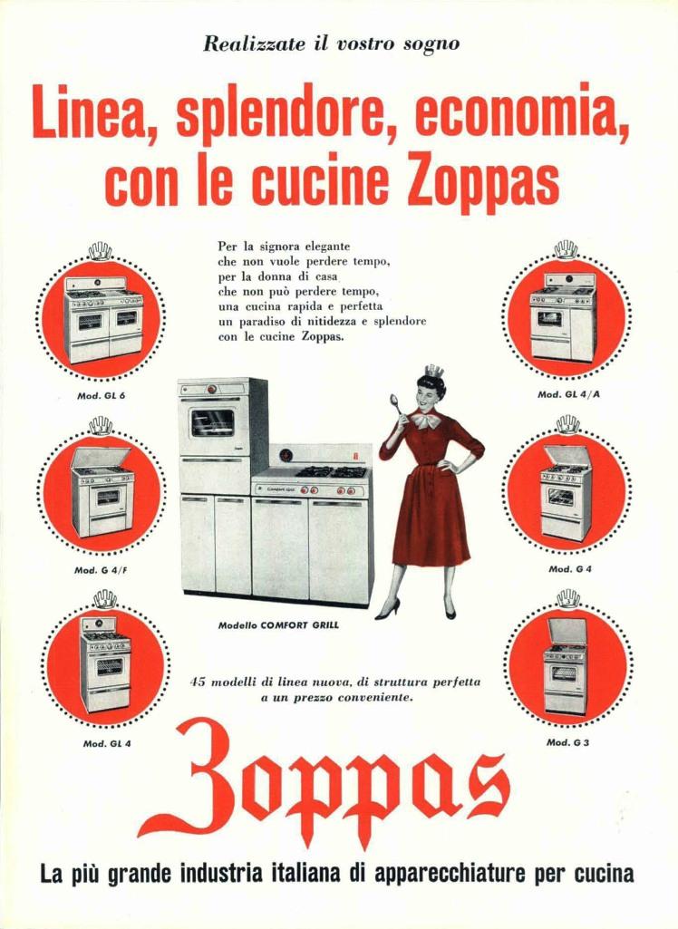 1959 zoppas domus