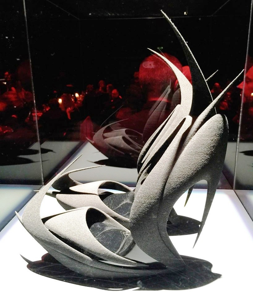 3d shoes salone milan 2015