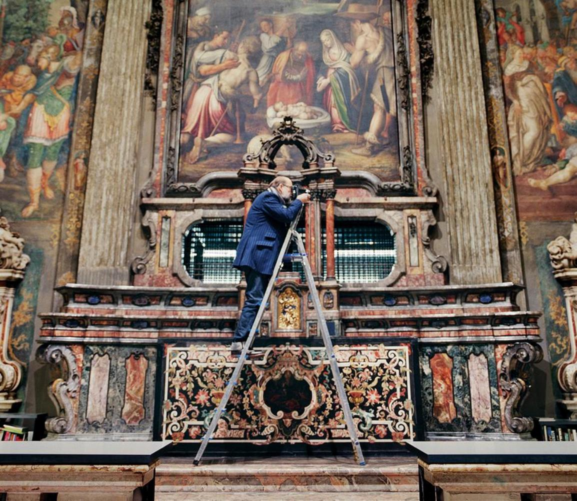 Chiesa San Paolo Converso milan