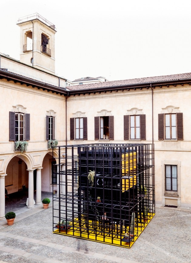 Atelier Clerici @ Salone Milan 2015