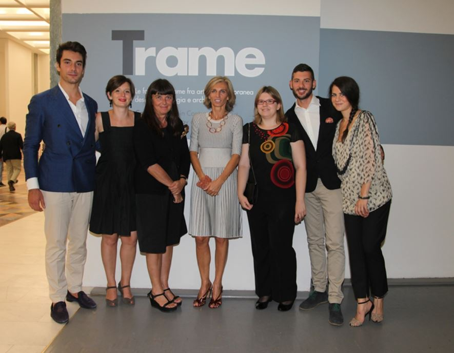 Giordano Conticelli, Eva Fabbris, Antonella Soldaini, Elena Tettamanti, Sara Caputi, Giuseppe Barbieri and Marzia Musolino