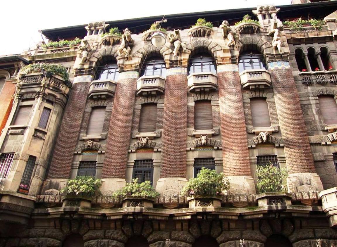 Italian Liberty heritage in Porta Venezia