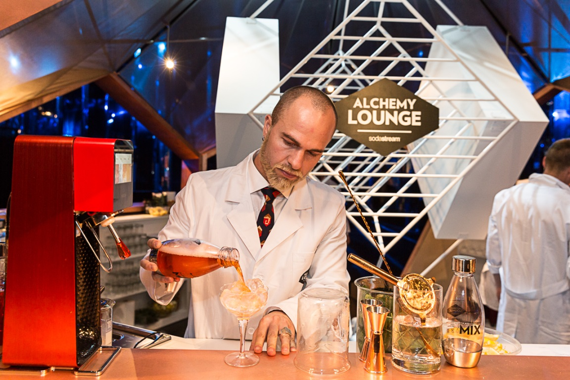 Sodastream salone milan 2015