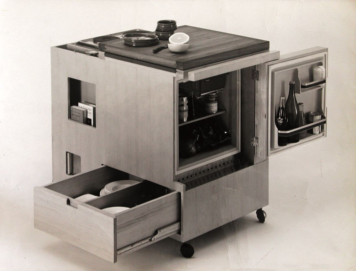 boffi mobile kitchen