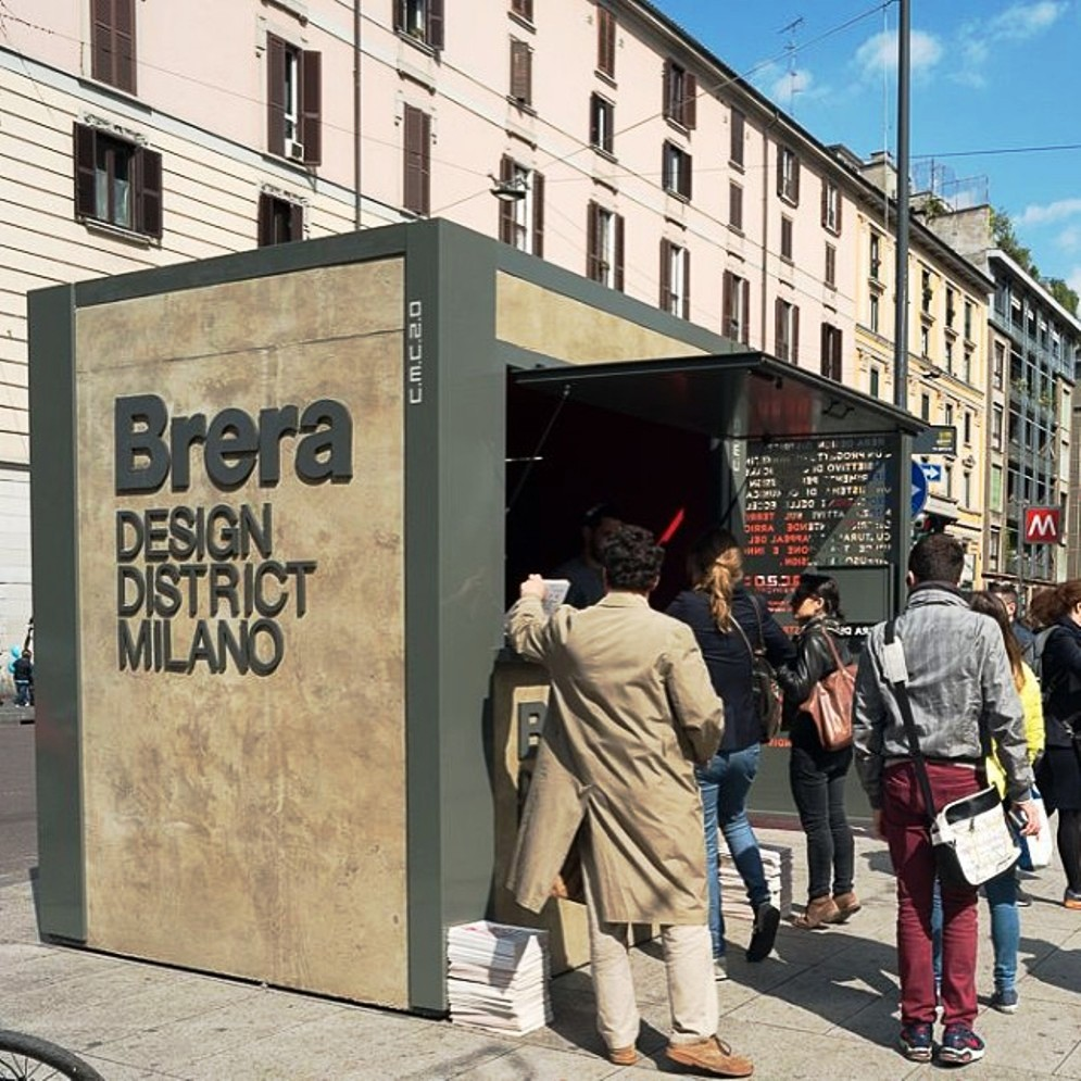brera design district kiosk salone milan 2015 (2)