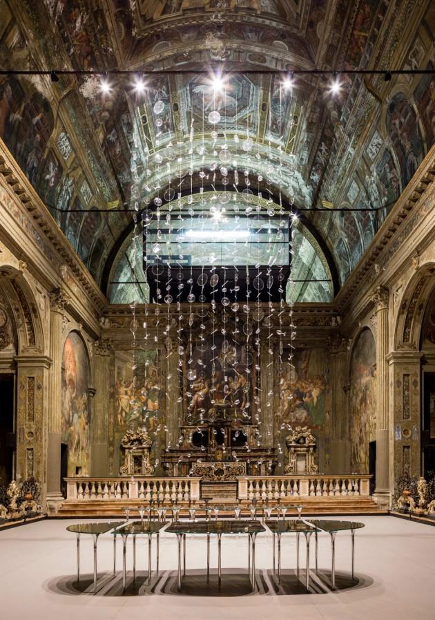 Massimilano Locatelli @ Salone Milan 2015
