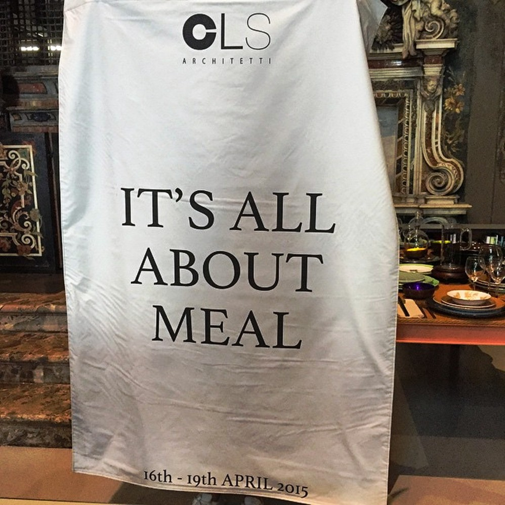 cls all about meal salone milan 2015