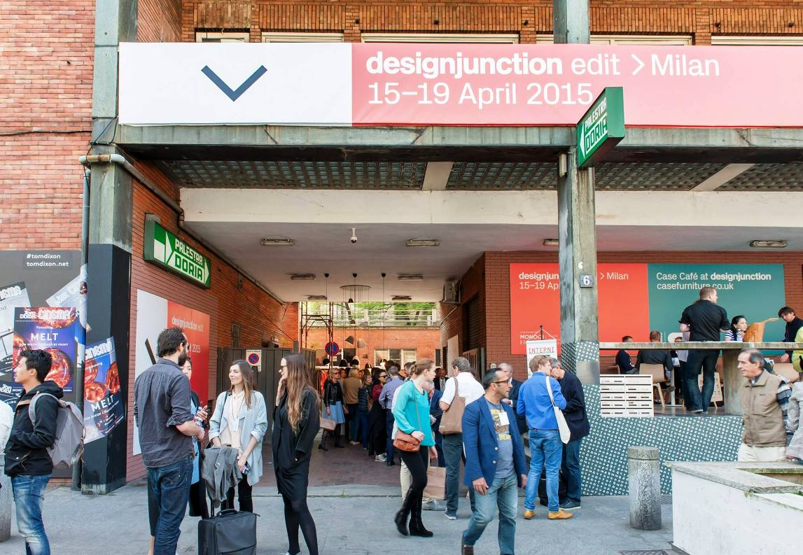 designjunction edit salone milan 2015